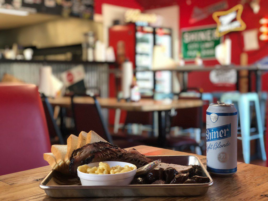 Louie King opened in October 2018 on Greenville Avenue in Dallas. Barbecue lovers will recognize its pitmaster: Will Fleischman, formerly of Lockhart Smokehouse.