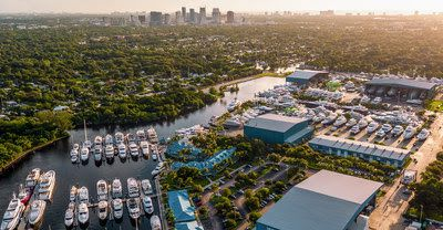 Dallas-based Safe Harbor Marinas purchased the Lauderdale Marine Center in Fort Lauderdale, Fla., in May 2021 for $340 million.
