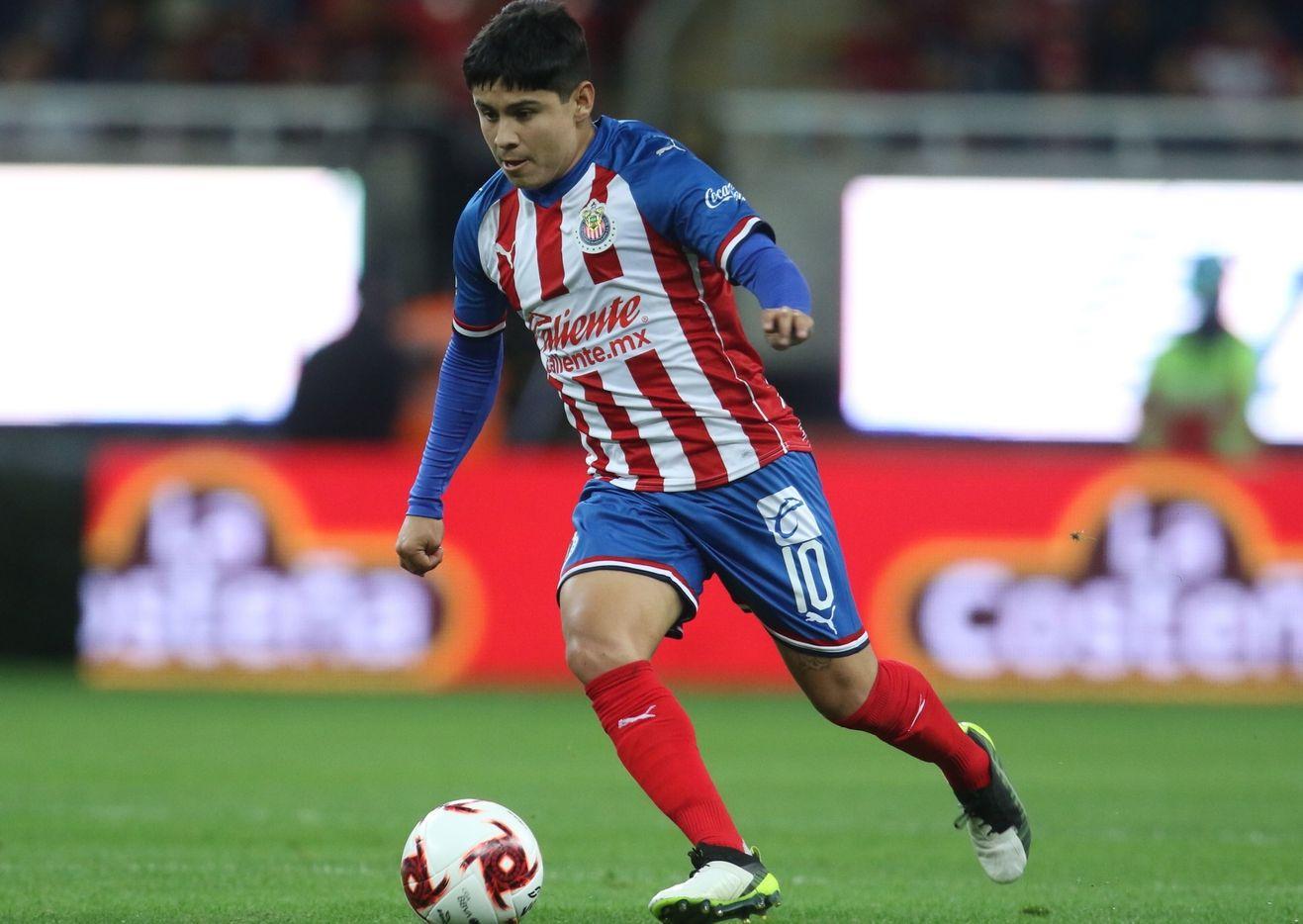 Eduardo 'Chofis' López sumó 463 minutos como titular en el Torneo Clausura 2020, con dos goles en ocho partidos, seis como titular.