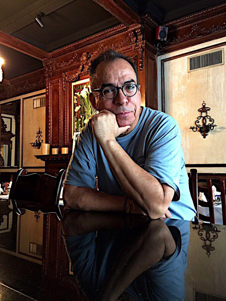 Alfredo Corchado, author of Homelands