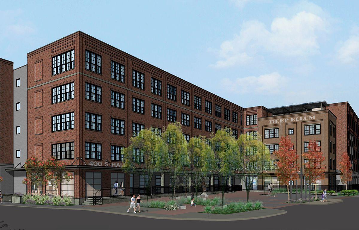 Stillwater Capital's Deep Ellum rental community will have 336 units.