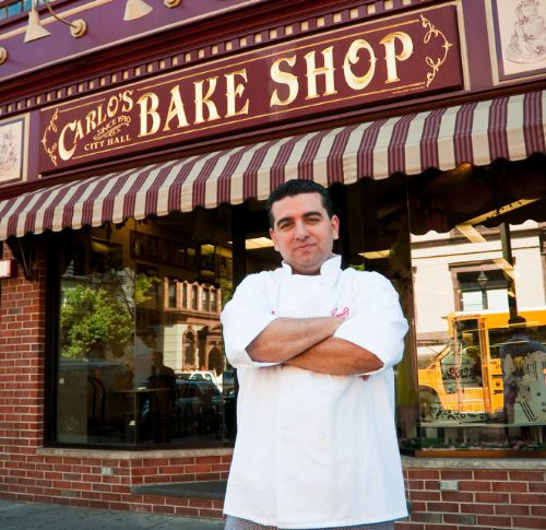 'Cake Boss' Buddy Valastro picked an upscale part of Dallas to open his first-in-Texas shop.