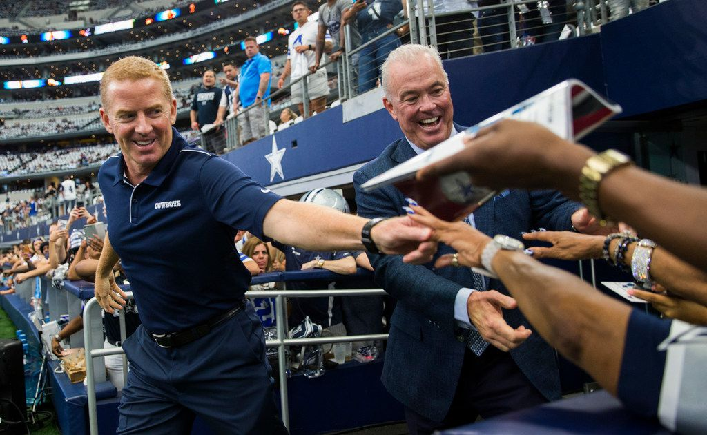 The New York Giants are happy to have Jason Garrett on staff: 'He's been a great resource for us'