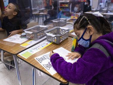 Dallas-area school districts are set to receive billions in federal aid to help kids recover from the pandemic.