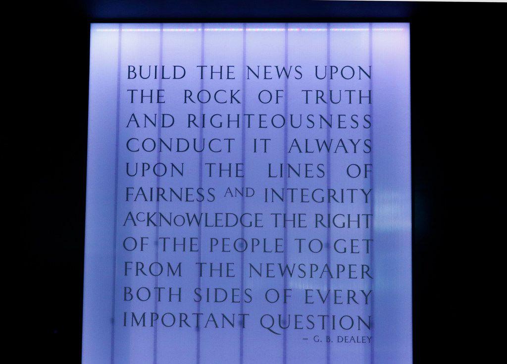 9/13/18 - Rock of Truth (Irwin Thompson/The Dallas MorningNews)