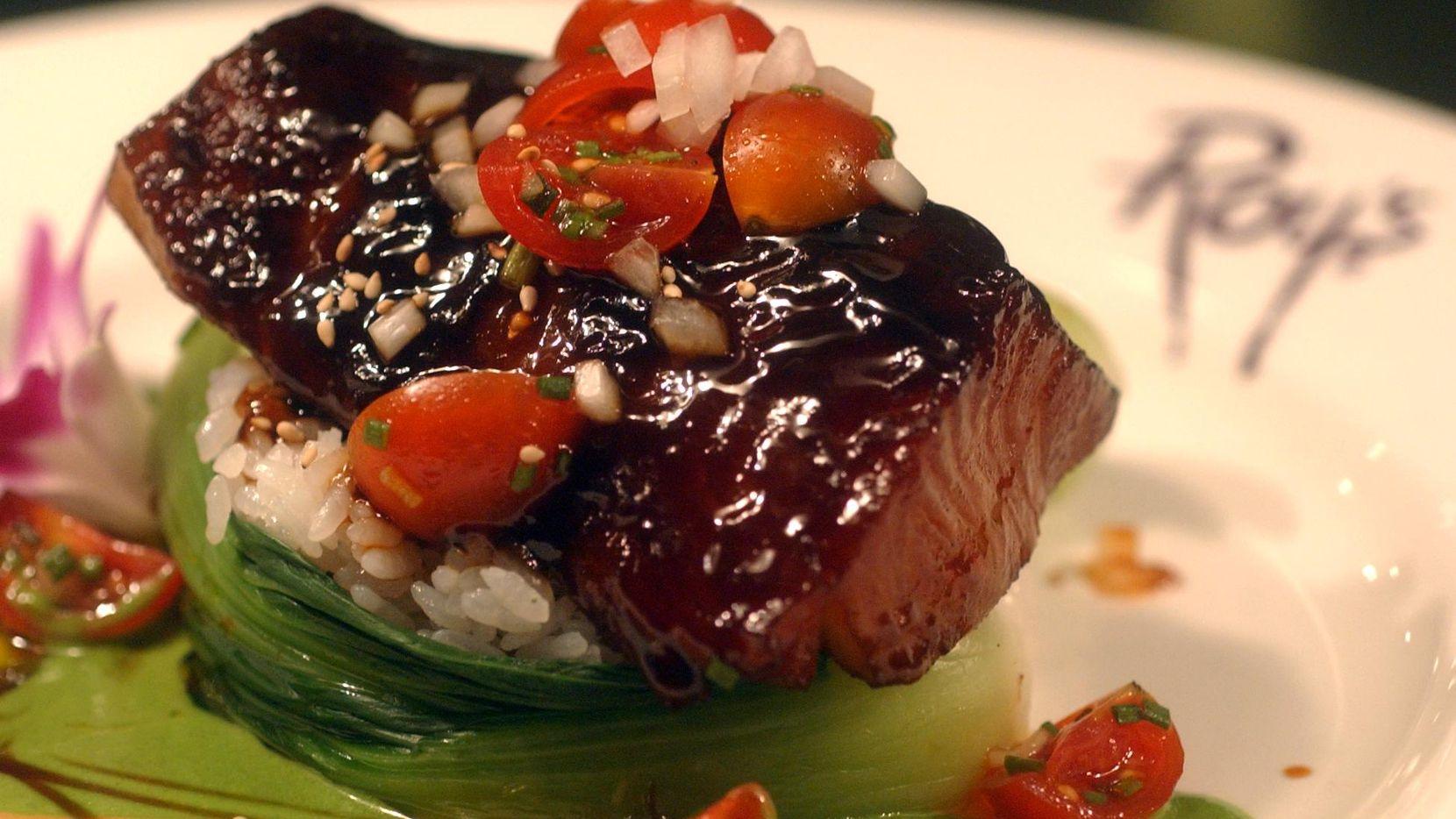 Roy's in Plano was a Hawaiian-Asian fusion restaurant.