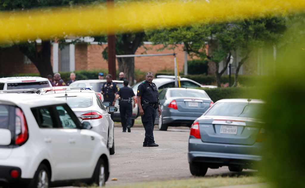 Police Kill Car Thief Who Shot At Driver And Pointed Gun At Them After Chase In Pleasant Grove
