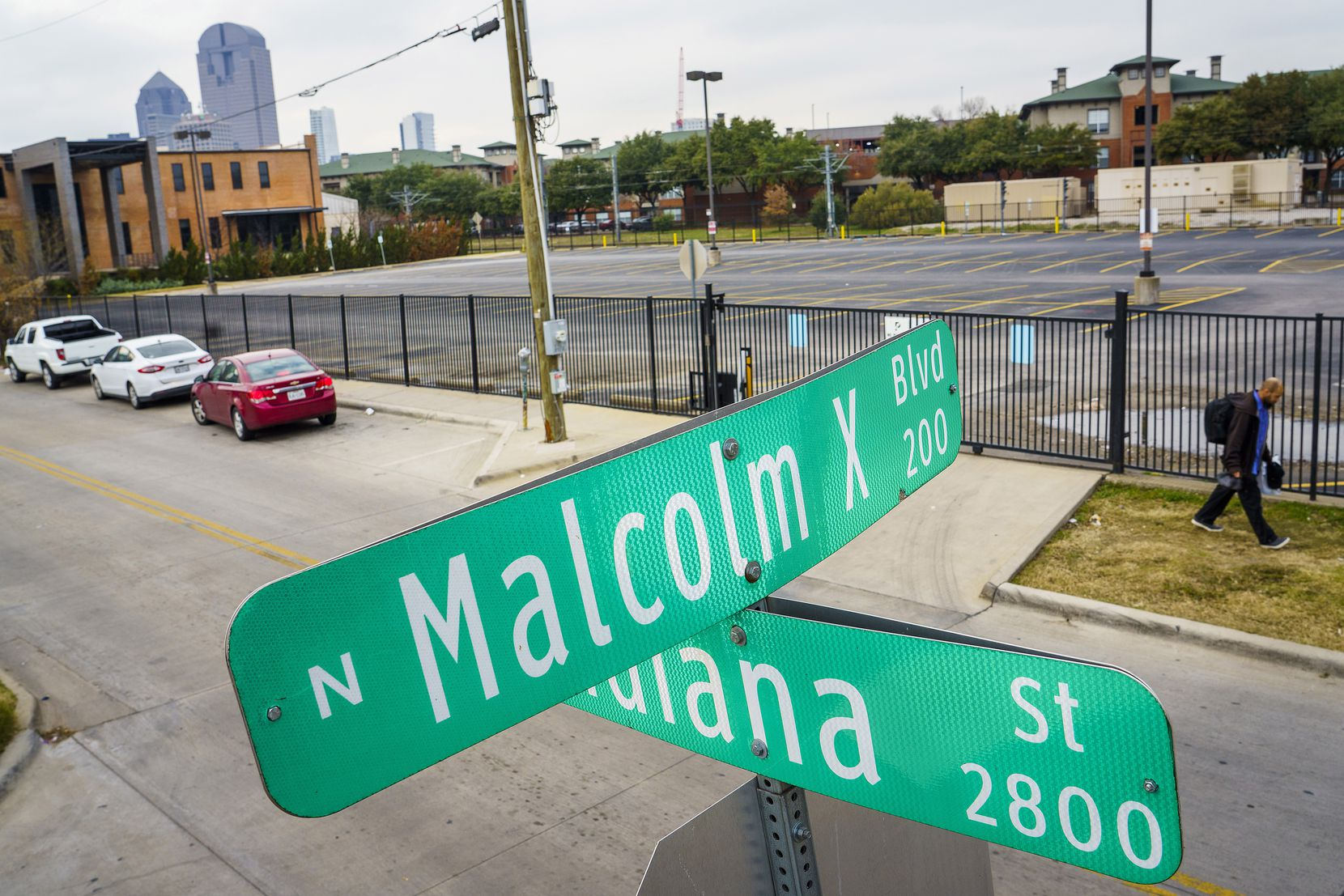 Sterling Bay just bought more than 2.5 acres on Malcolm X Boulevard in Deep Ellum for its first Dallas project.