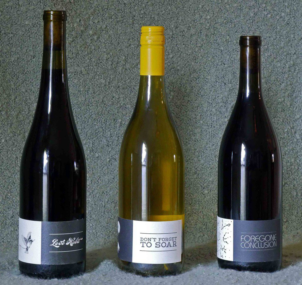 """Southold Farm and Cellar releases small-batch wines: """"Love Habit,"""" """"Don't Forget to Soar,"""" and """"Forgone Conclusion"""""""
