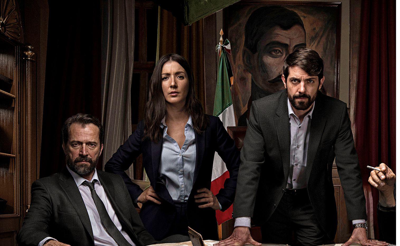 Un México donde el gobierno está conectado al narcotráfico es la trama principal de la serie El Candidato de Amazon Prime Video.