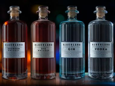 Fort Worth s Blackland Distillery is making high-tech spirits from Texas grains.