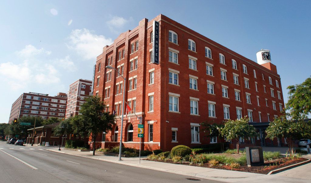 The NYLO Hotel in Dallas' Cedars neighborhood is part of the EB-5 immigrant investor visa. In that program, foreigners invest money in American enterprises in exchange for getting on the fast track to receive a green card.
