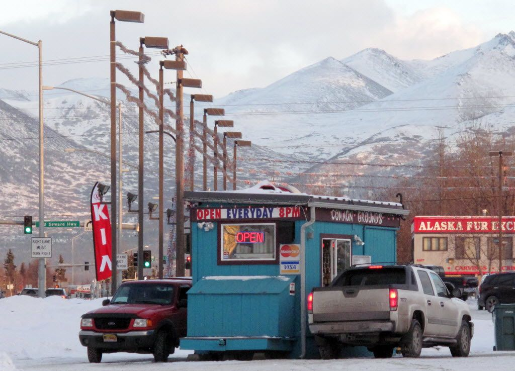 Barista Samantha Koenig, 18, was abducted from the Common Grounds coffee hut in Anchorage, Alaska, on Feb. 1, 2012.