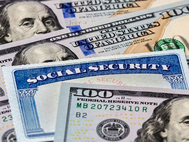 Virtual wealth is a right to income from Social Security or a pension.