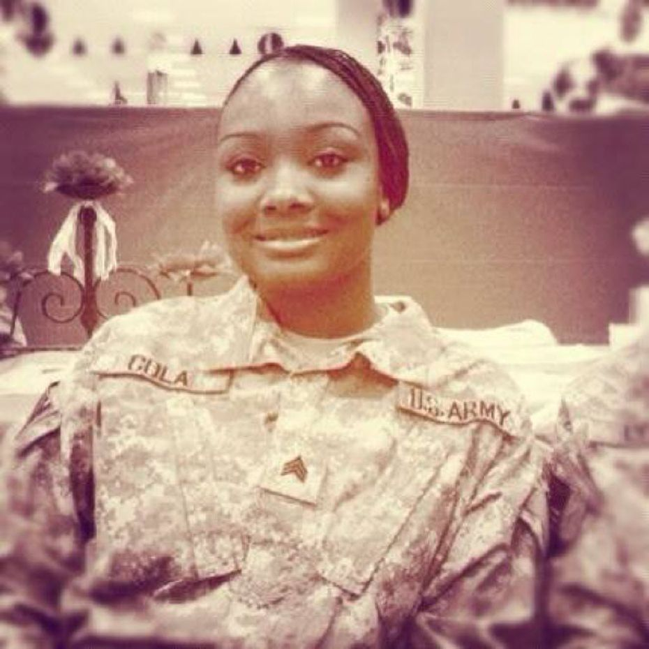 Demekia Cola, an Army sergeant based in Fort Bliss, died in 2011 after taking a dietary supplement made by USP Labs.
