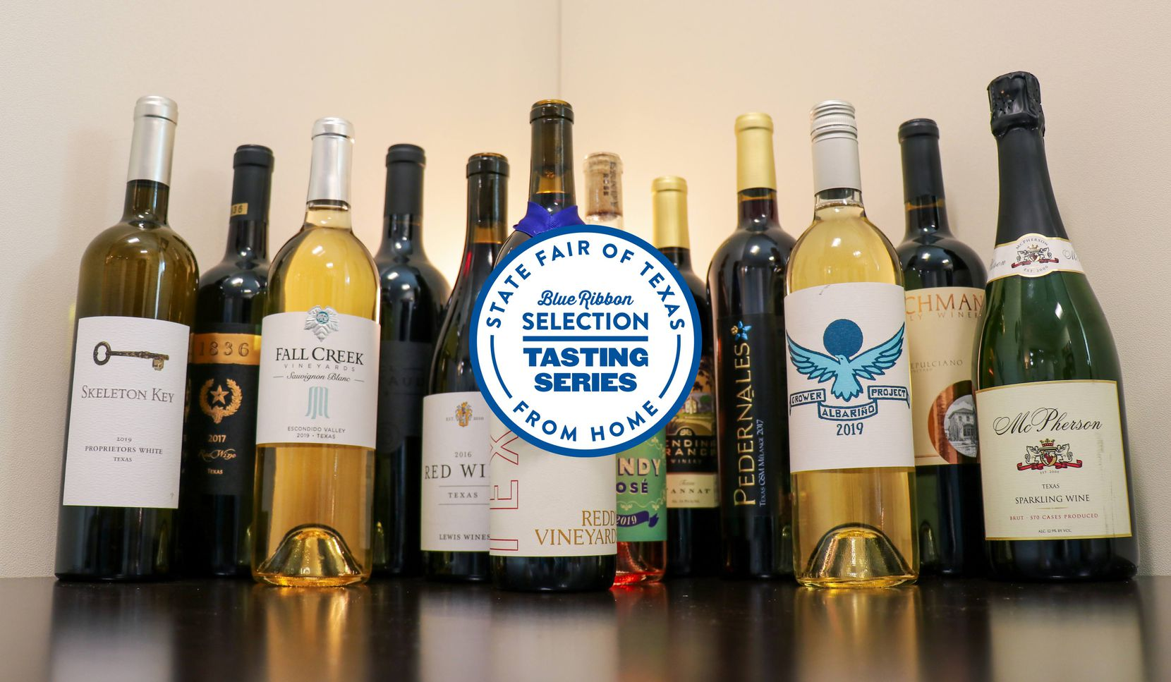 Fair officials have partnered with Texas wine experts to offer a series of virtual tastings.