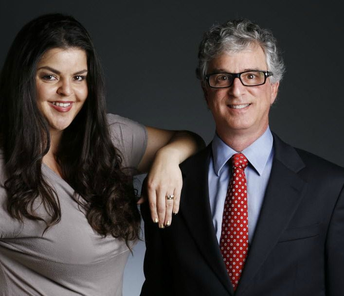 Members of DallasNews.com's Watechdog desk fight for you. Here's Marina Trahan Martinez (left) and Dave Lieber. They write two investigative columns a week.
