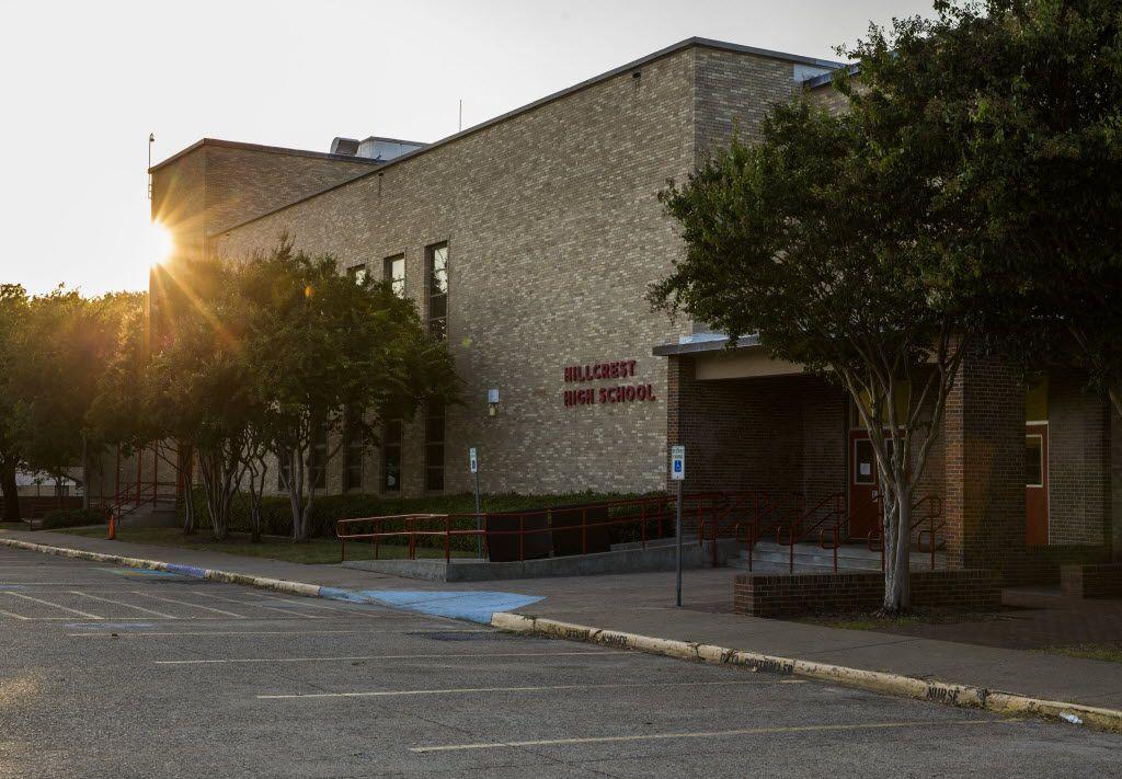 Hillcrest High School (Ashley Landis/Staff photographer)