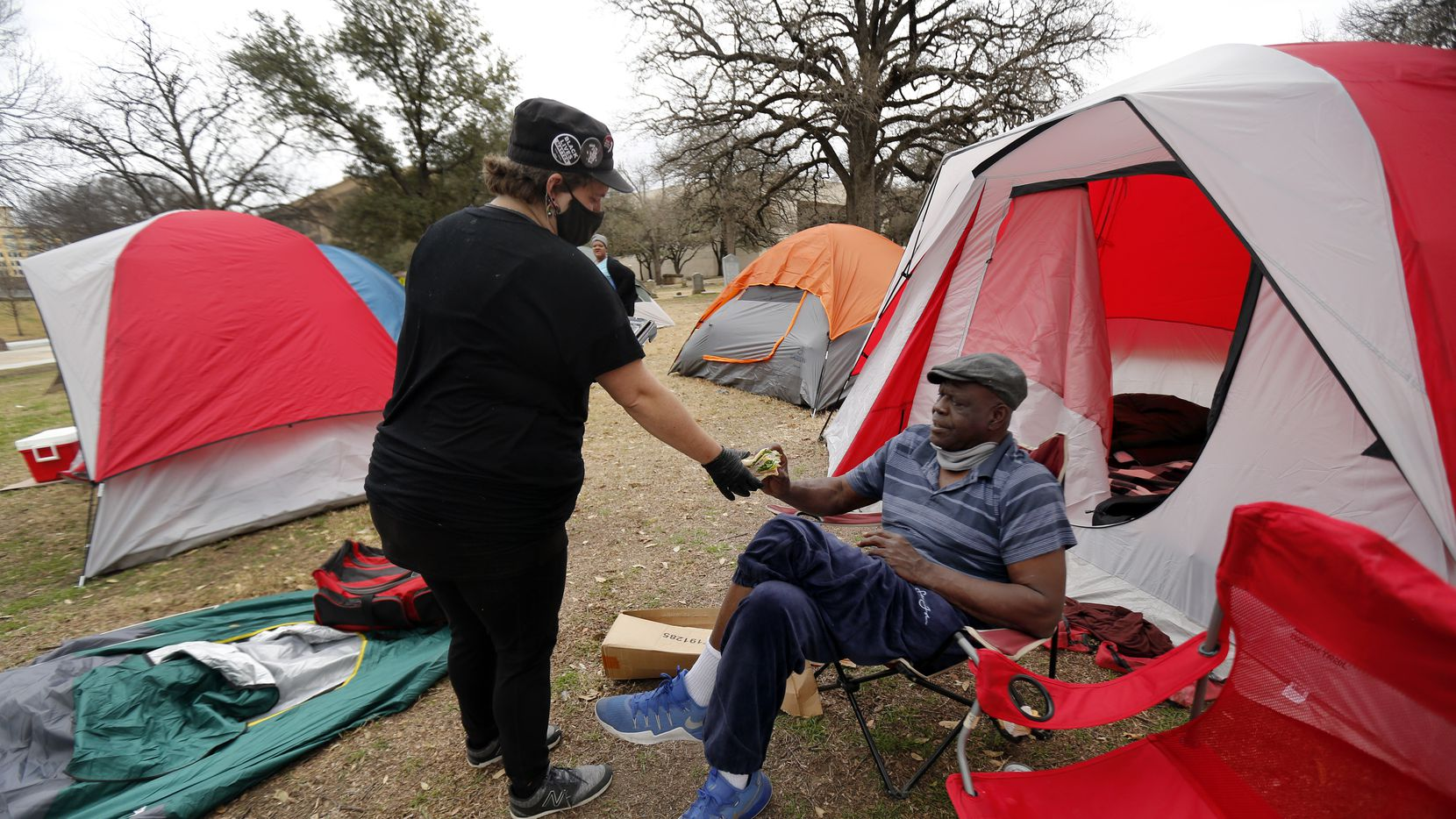 The East Dallas Response Team will create new programs such as check-ins with residents and work to address the mental health needs of people experiencing homelessness.