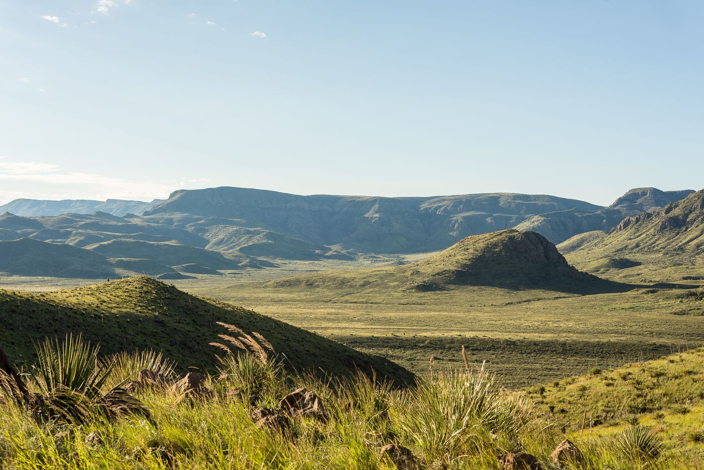 The KC7 Ranch is in far West Texas in the Davis Mountains.
