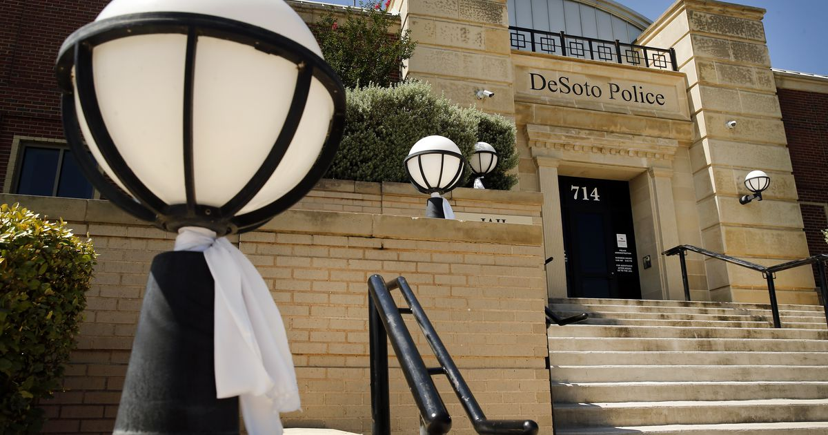 Crime down nearly 40% in DeSoto over the last five years, police say
