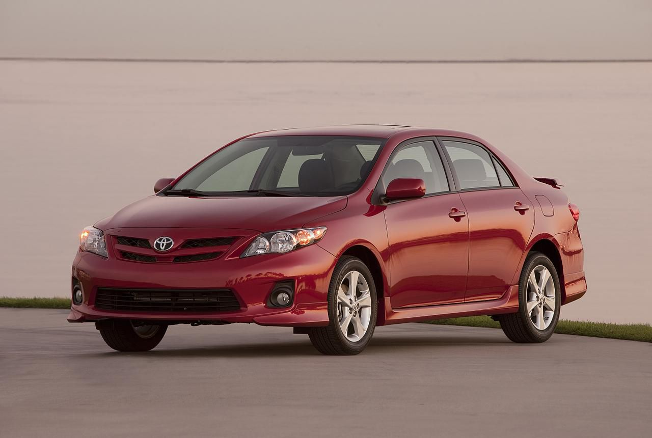 El Toyota Corolla 2011 es parte del retiro de autos que deben ser reparados. (ARCHIVO/TOYOTA)