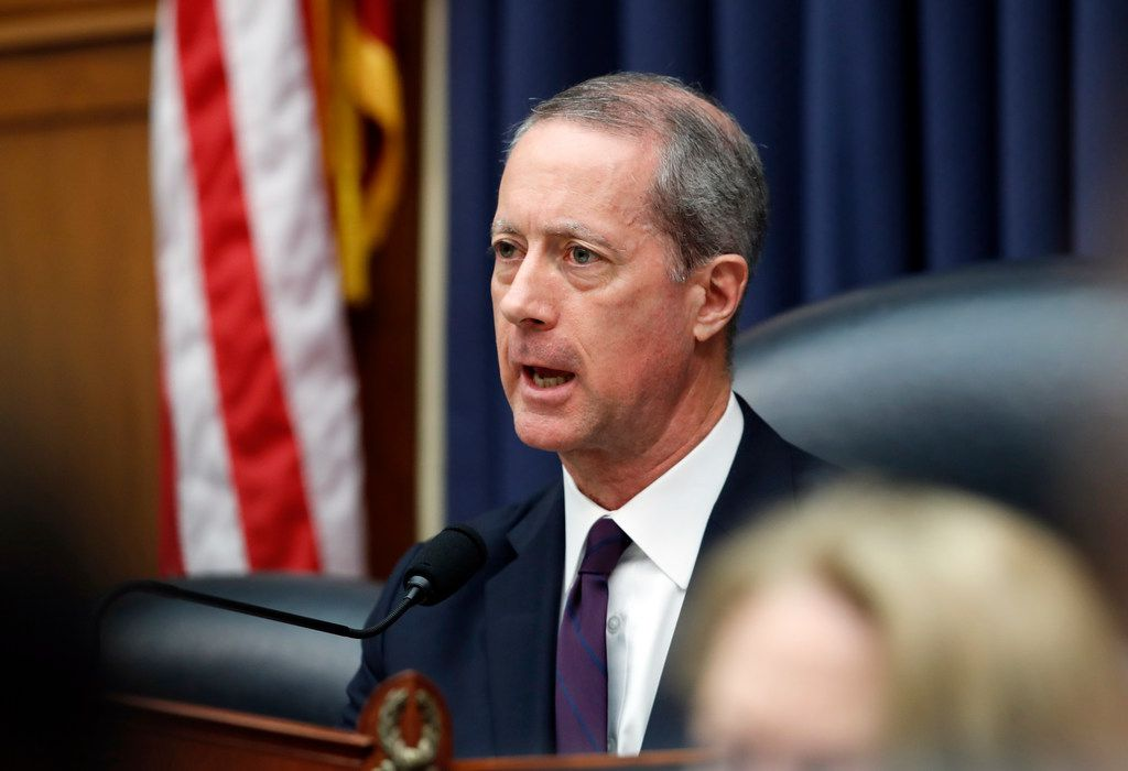 """Rep. Mac Thornberry, R-Clarendon, said his """"personal opinion is that the name of some, if not all, of these installations should be changed."""" But he took issue with Congress mandating those changes."""