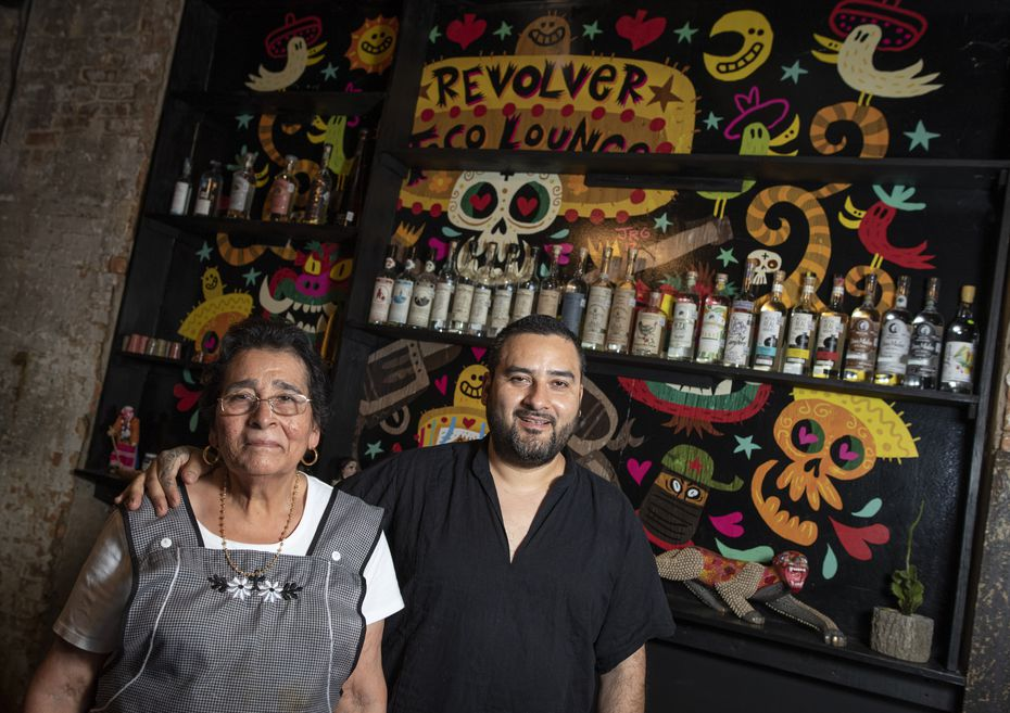 La Resistencia, which is the work of chef Regino 'Gino' Rojas and his mother Juanita Rojas, rightly deserved a spot on the 'best bites' list from 'Texas Monthly.'