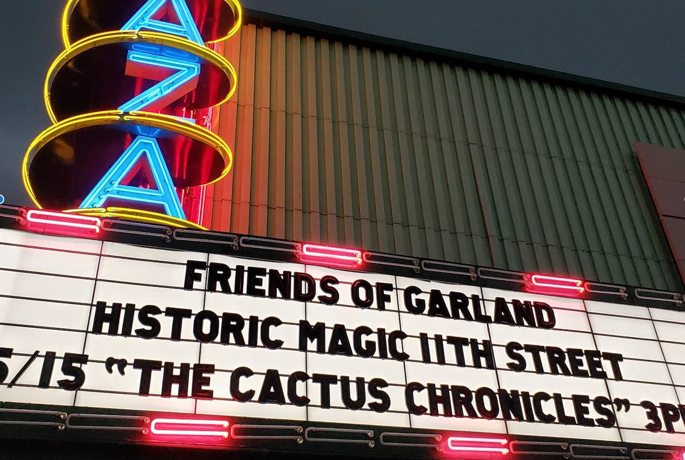 """The """"Cactus Chronicles"""" tells the story of the Valles Garland's first Latino family and their lasting impact on Garland's community and culture."""