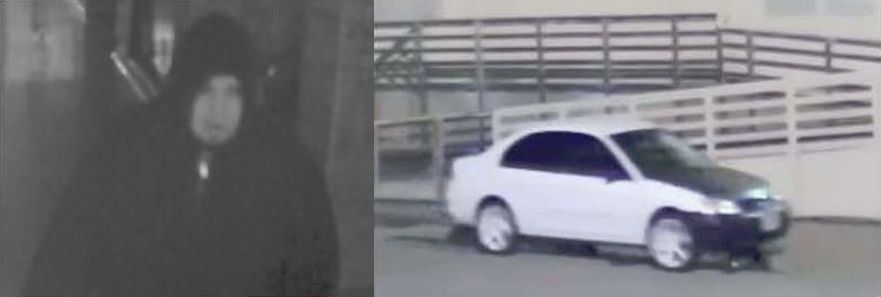 Police are asking for help identifying the suspect believed to have set two fires last week at North Side High School in Fort Worth.