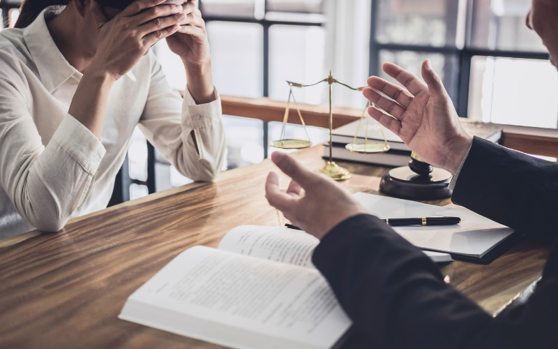 Bad choices defeat standing: Beneficiary can't have it both ways