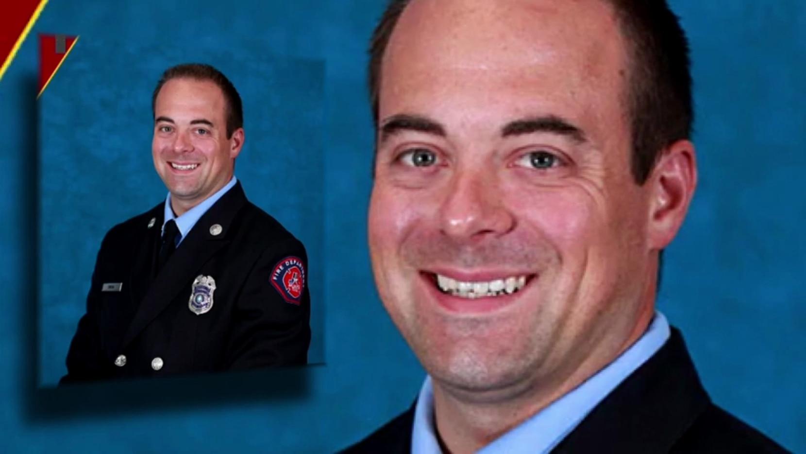 Elijah Snow llevaba trabajando ocho años con el Departamento de Bomberos de Arlington.