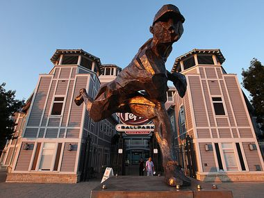 Dr Pepper Ballpark will host a Texas bourbon tour on Dec. 10.