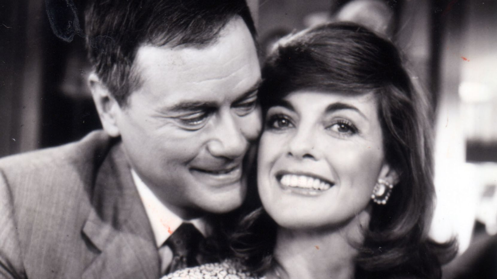 "Larry Hagman and Linda Gray starred in ""Dallas,"" a wildly popular TV show that helped export American cultural values overseas."