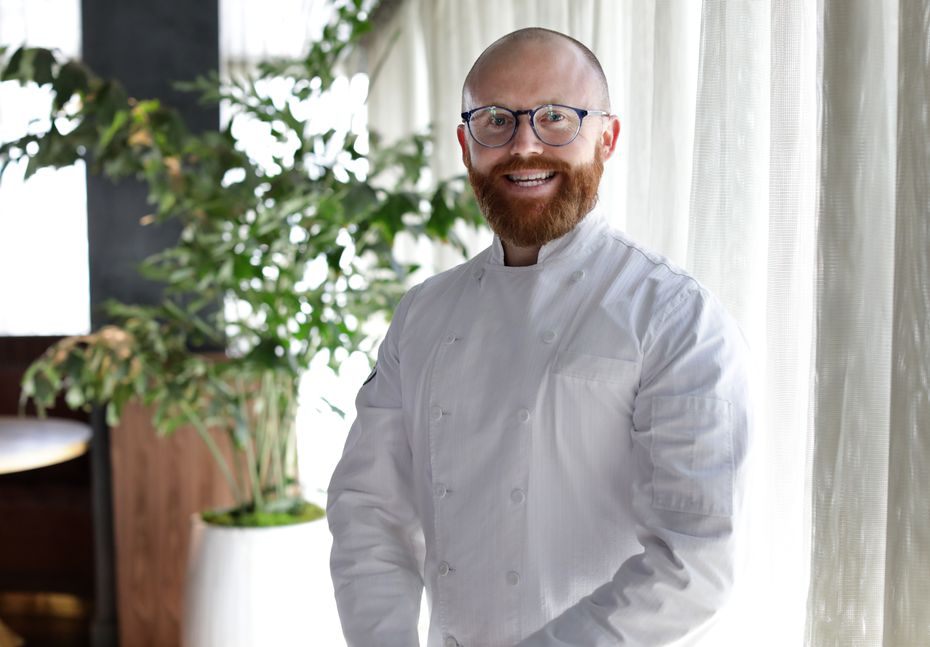 Jeramie Robison is overseeing all the culinary operations at Thompson Dallas.