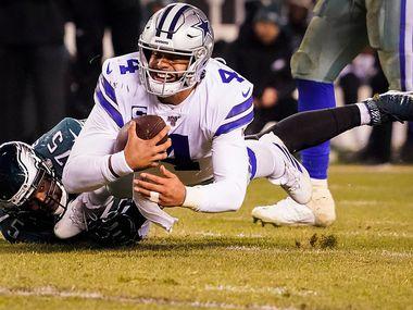 Peter King dice que los Dallas Cowboys y los Eagles de Filadelfia pelearán por el título de la División Este de la Conferencia Nacional.