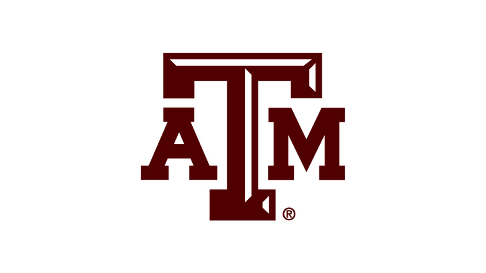 Texas A&M Aggies logo.