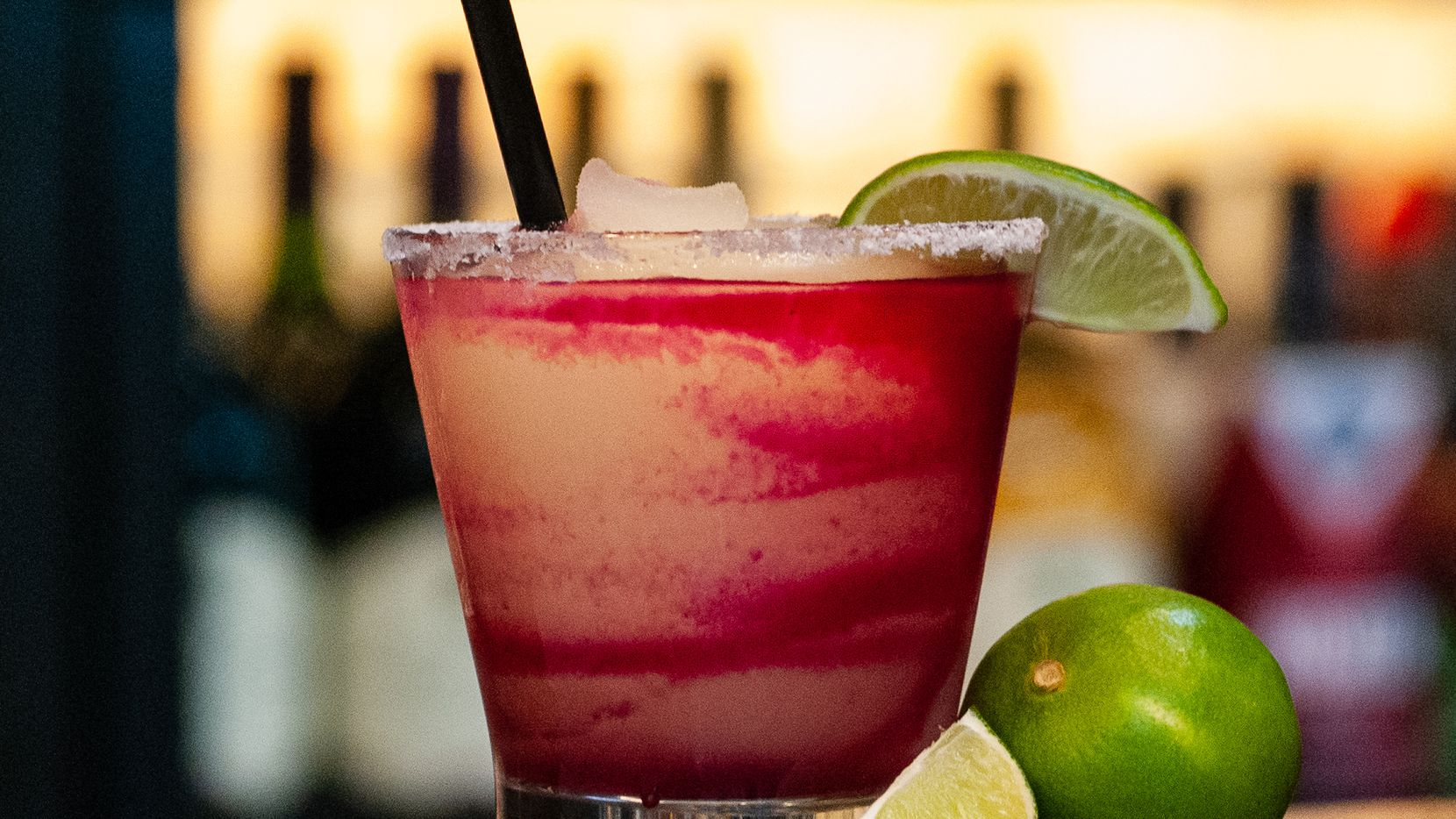 Fish City Grill will offer its Prickly Pear Margarita for $6 in celebration of National Margarita Day on Feb. 22, 2020.