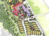 The Outlook at Windhaven residential community would include a variety of seniors housing.
