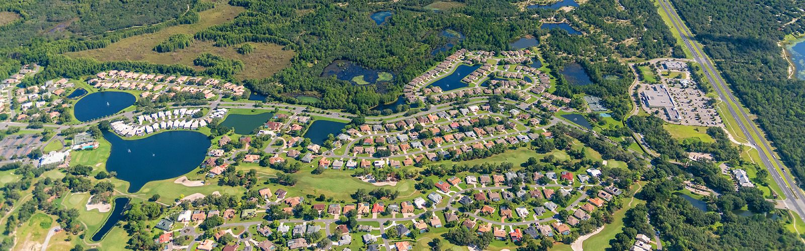 Walton buys residential land across North America including this property in Florida.