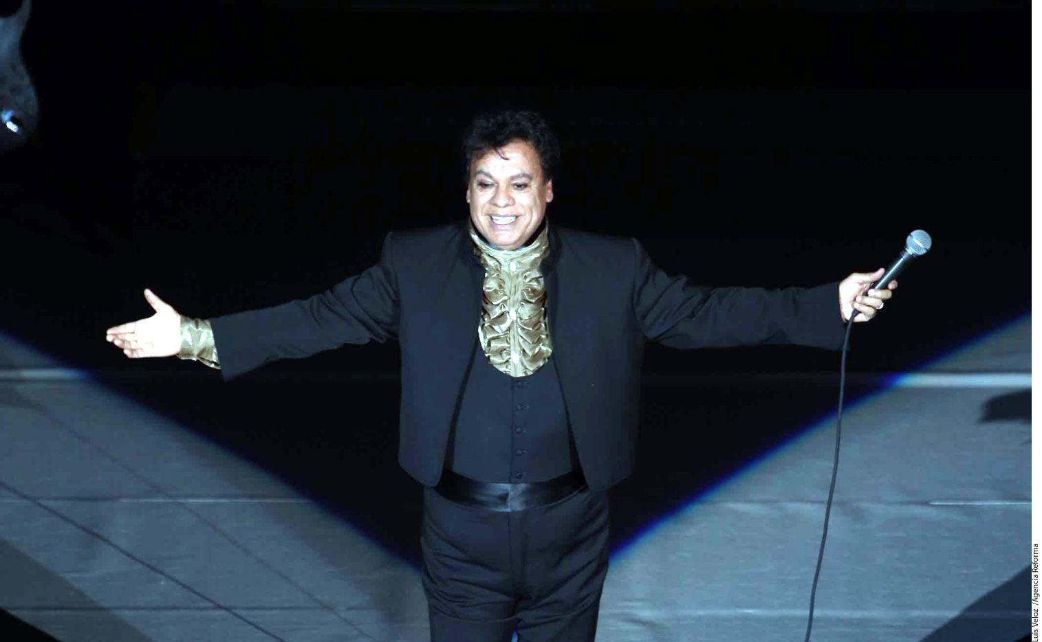 Otros homenajes a Juan Gabriel se realizarán por parte del Gobierno de la Ciudad de México, al igual que en Ciudad Juárez y Michoacán./AGENCIA REFORMA