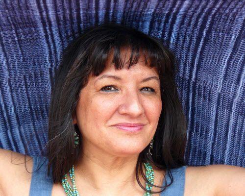 Sandra Cisneros, la escritora. MICHAEL MERSCHEL/DMN