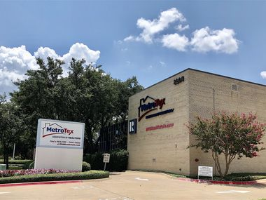 The local Realtors group for decades has operated out of a building on Stemmons Freeway near Love Field.