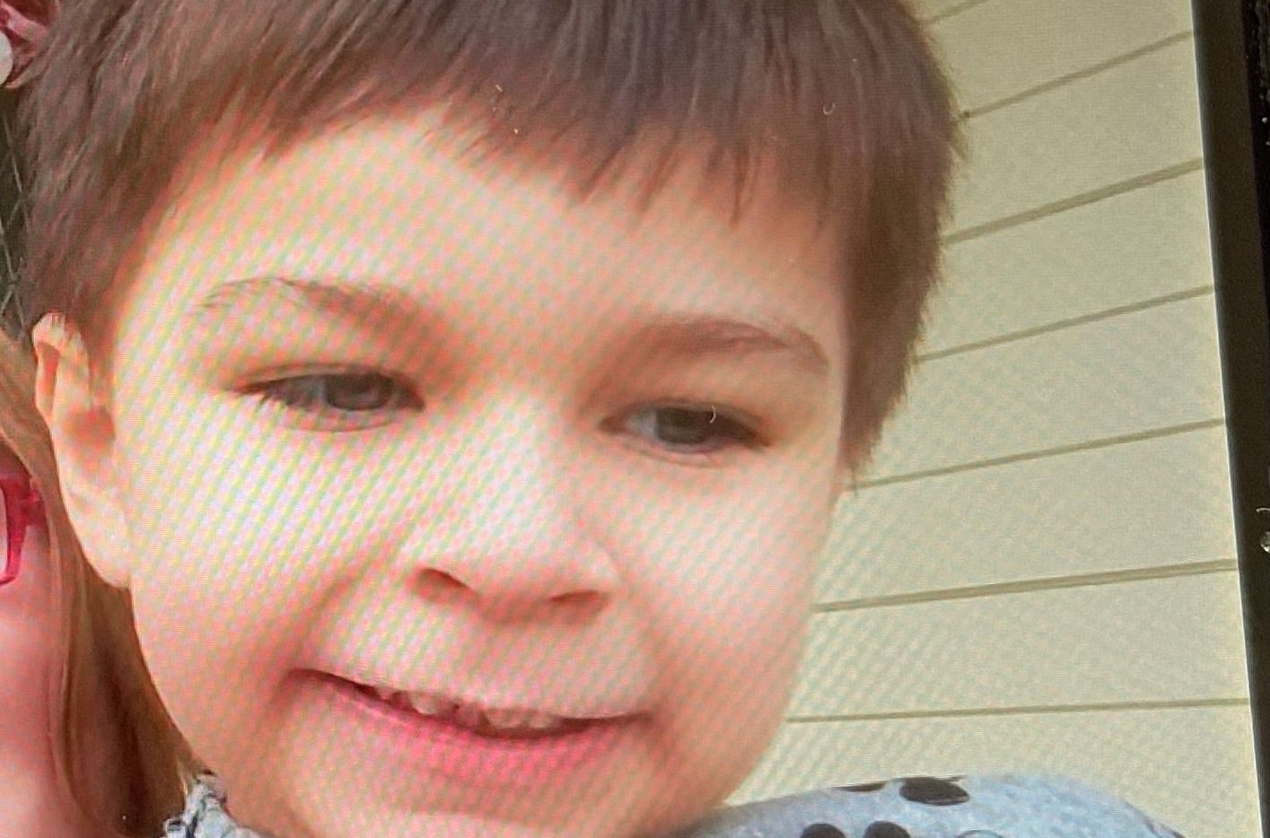 Police say Ashton was taken by his biological mother.