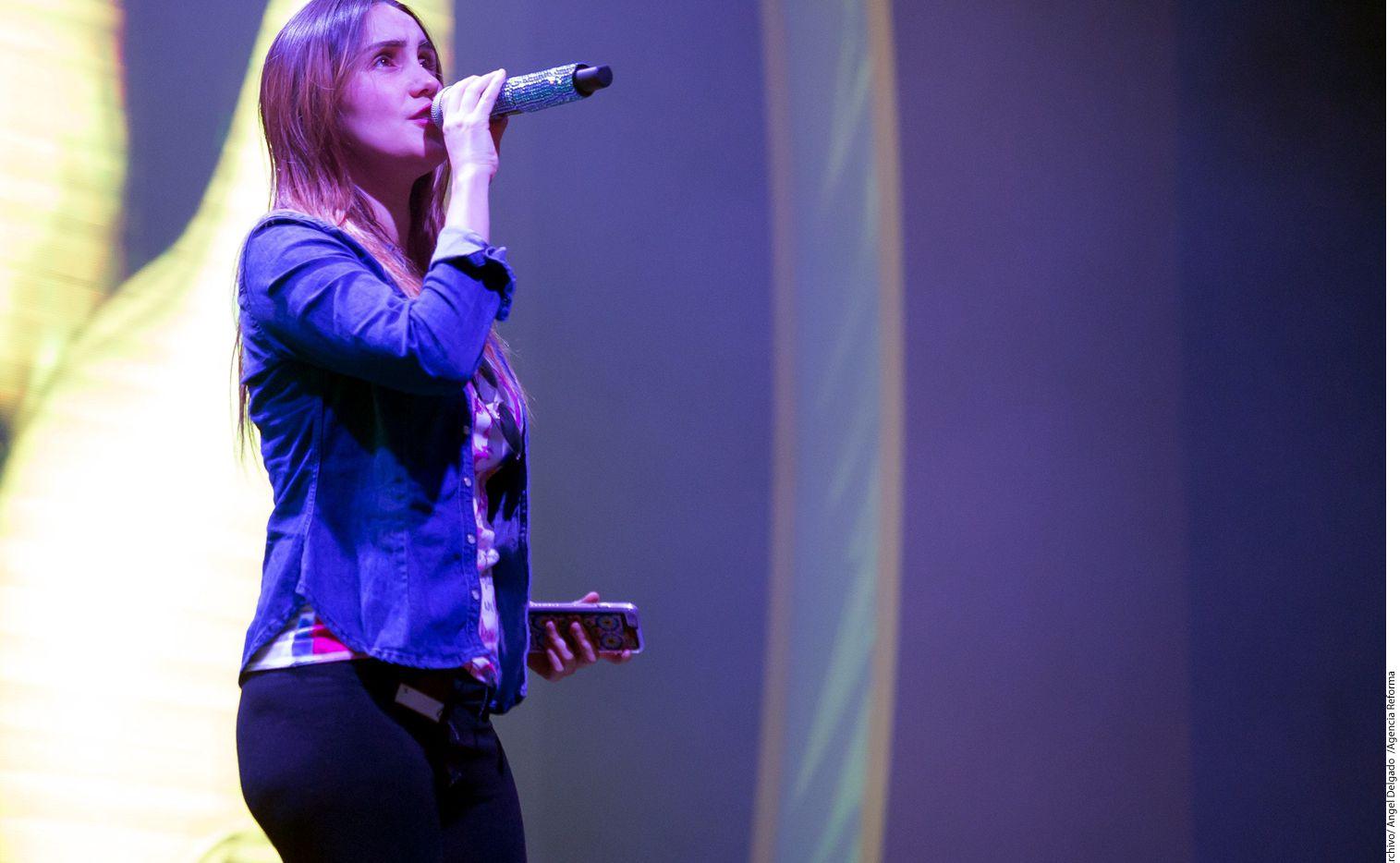 La cantante Dulce María ha estado en el ojo del huracán por tener un novio mayor que ella y casado./AGENCIA REFORMA