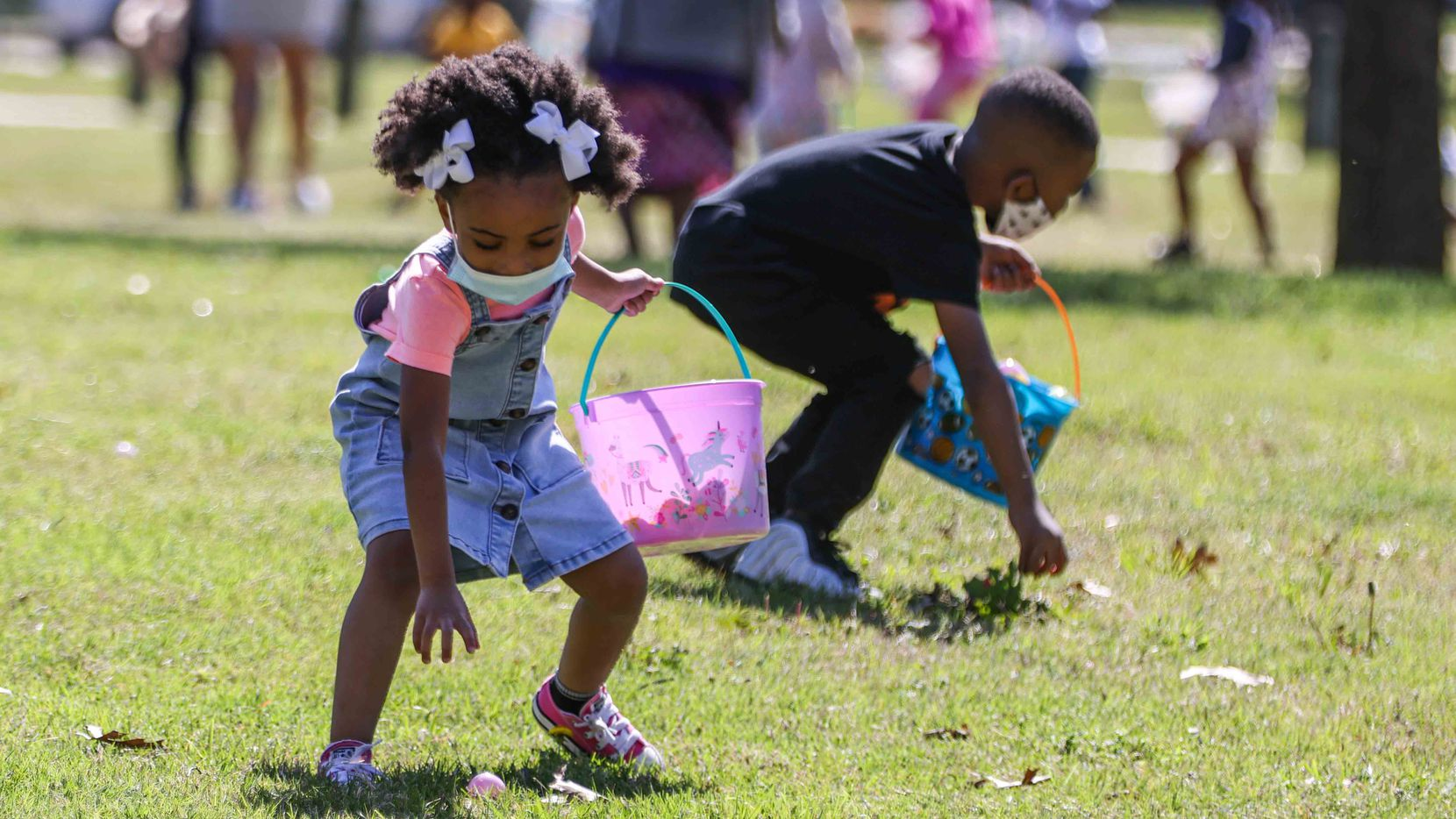 Garland has at least two Easter egg hunts happening this weekend.