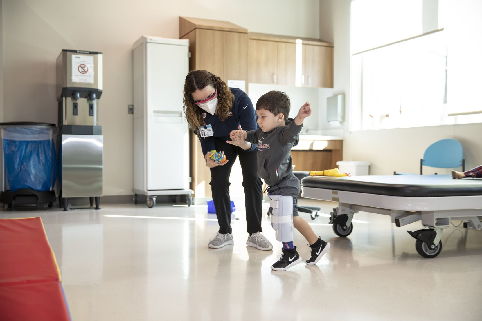 With decades of experience, Scottish Rite for Children employs the best doctors, specialists and therapists in their fields to understand children and the individualized care they need.