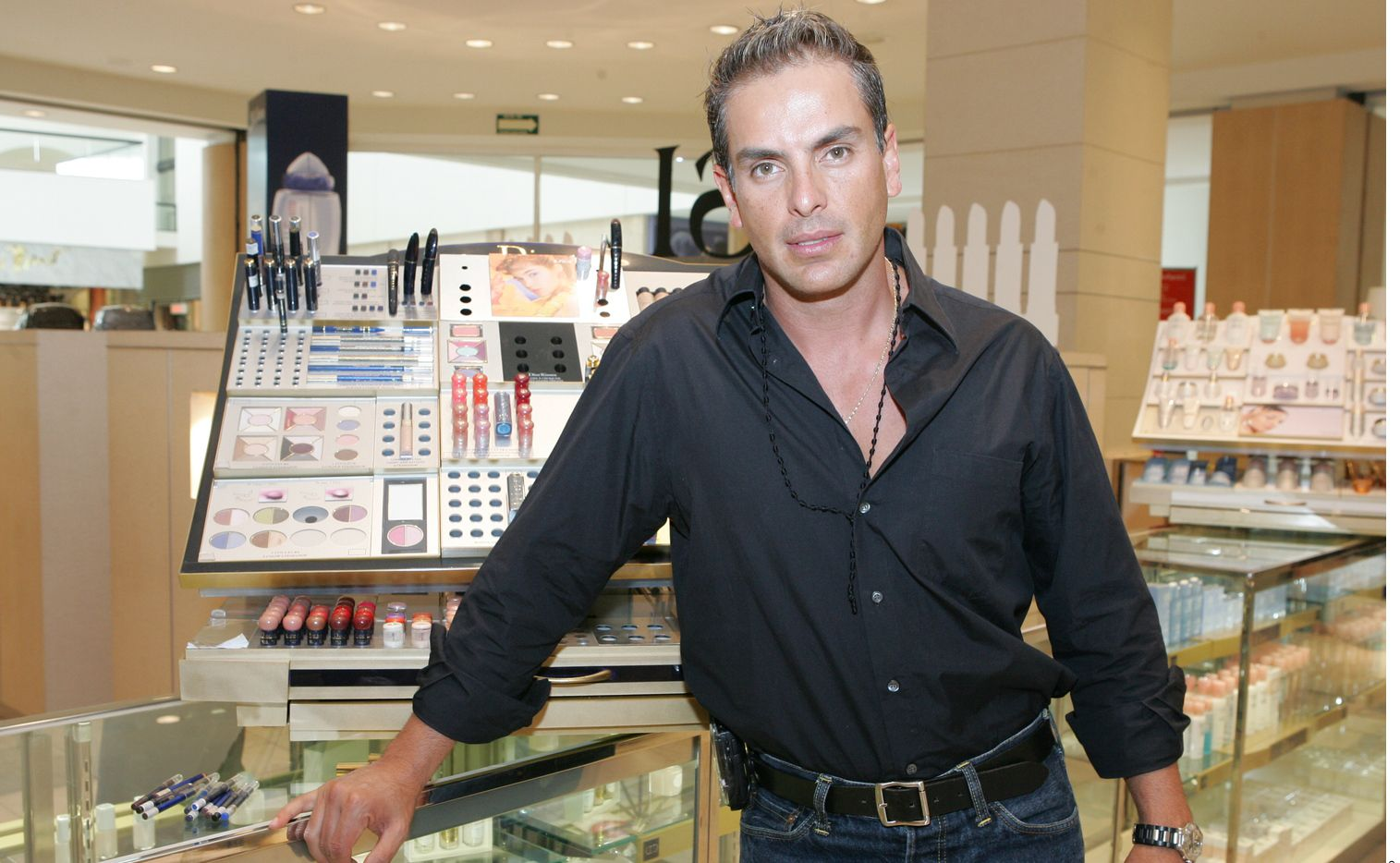 Xavier Ortiz, ex de Garibaldi, se quitó la vida.
