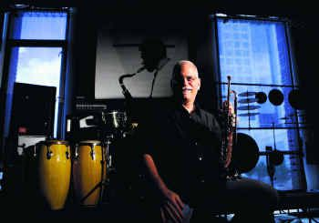 Bart Marantz was inducted this summer into DownBeat magazine's Jazz Education Hall of Fame.