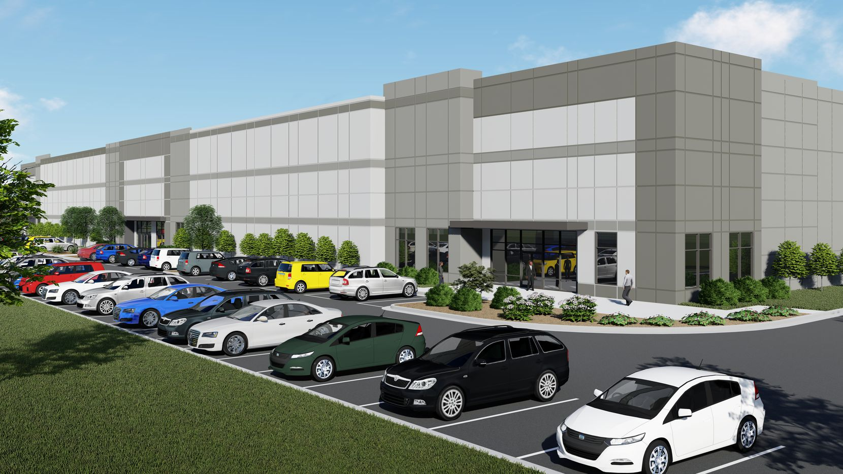 Dalfen America Corp. is building the project near U.S. Highway 75 in McKinney.